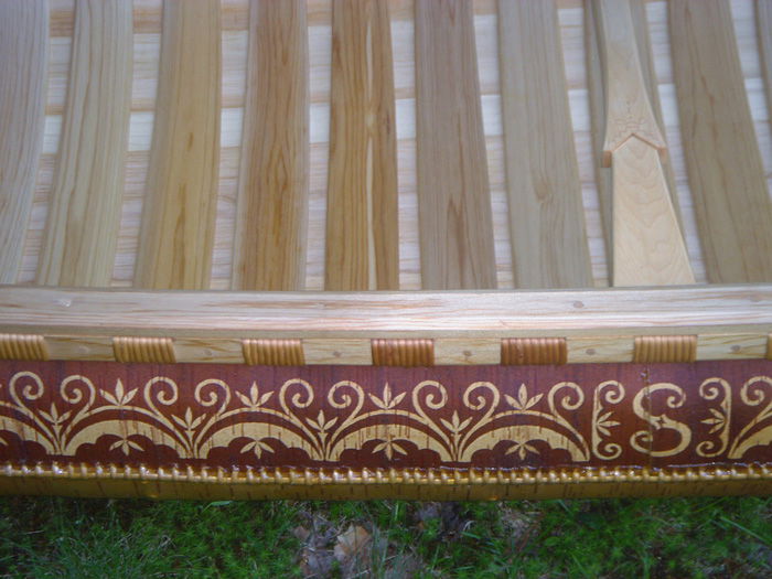 Side panel detail